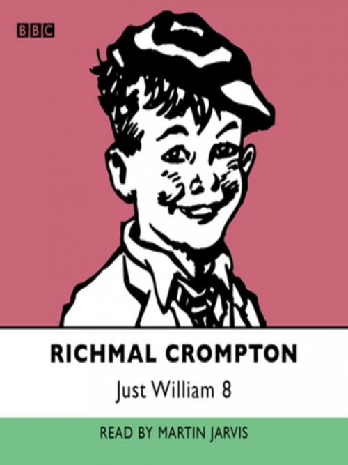 Just William 8 Cover