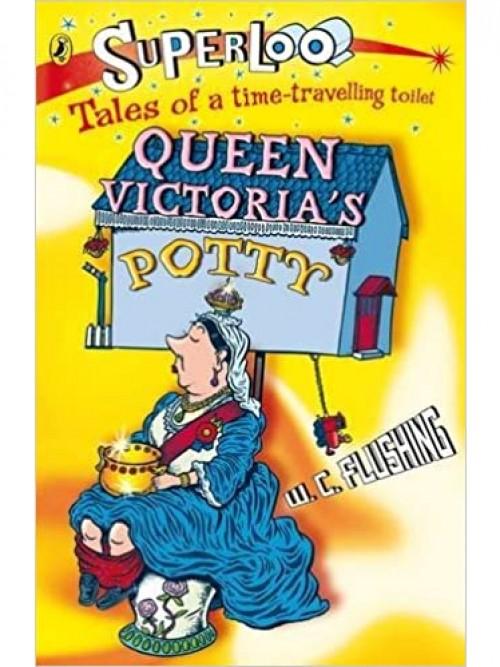Superloo: Queen Victoria's Potty Cover