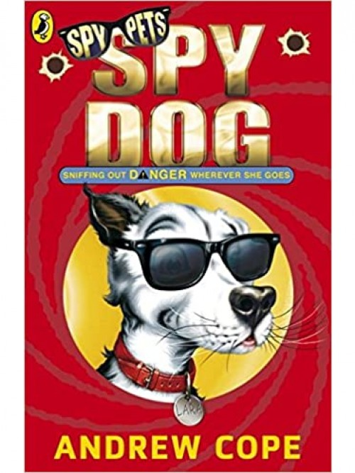 Spy Dog Cover