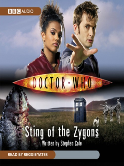 Doctor Who: The Sting of the Zygons Cover