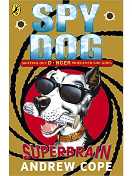 Spy Dog: Superbrain Cover