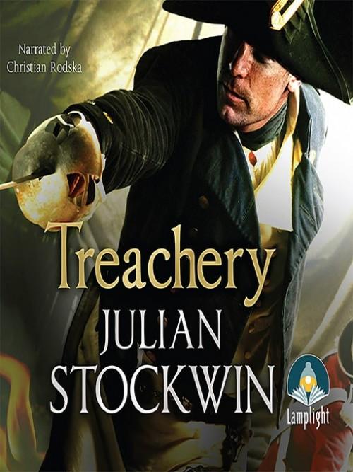 Thomas Kydd Series Book 9: Treachery Cover