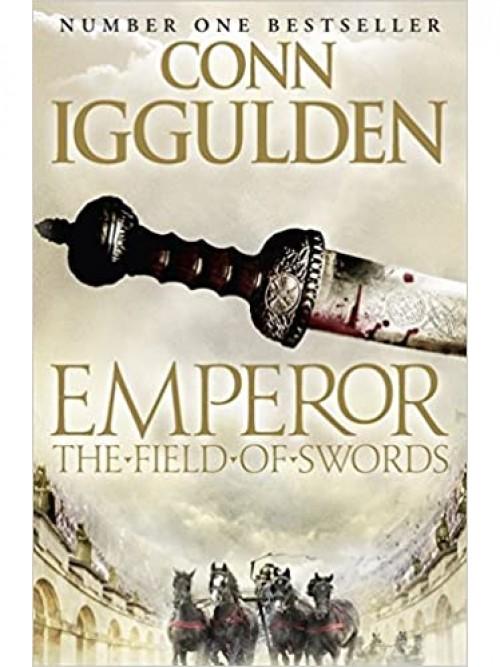 Emperor: The Field of Swords Cover