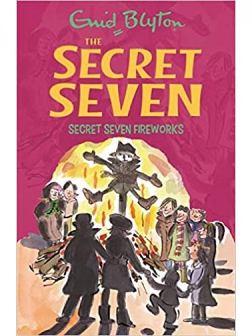 Secret Seven Fireworks Cover