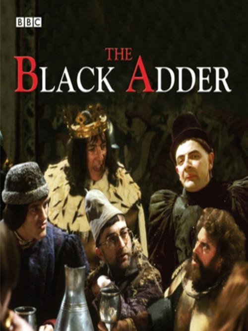The Black Adder Cover