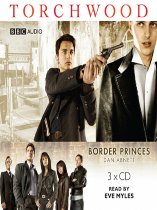 Torchwood: Border Princes Cover