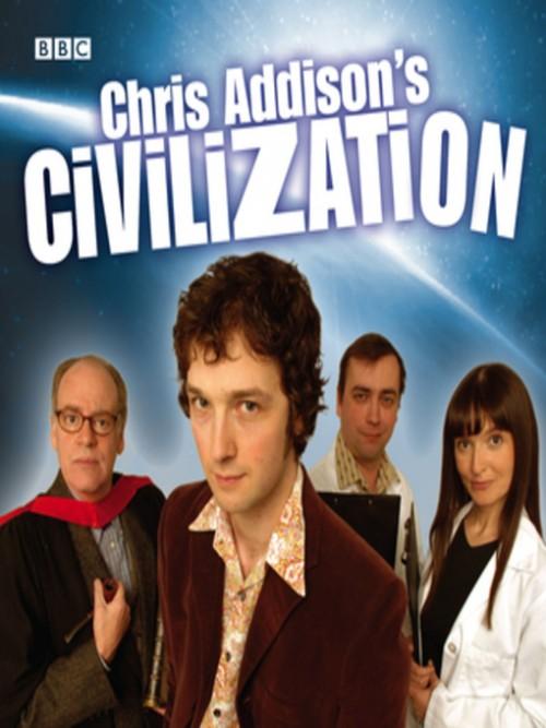 Chris Addison's Civilisation Cover