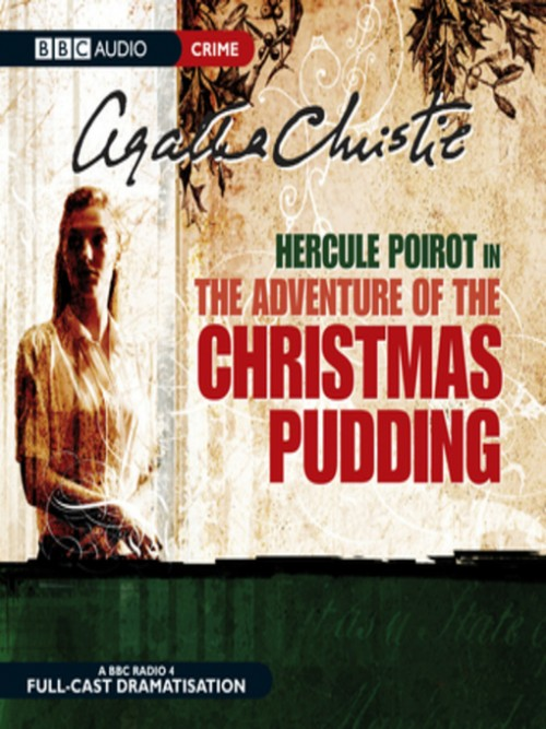 The Adventure of the Christmas Pudding Cover