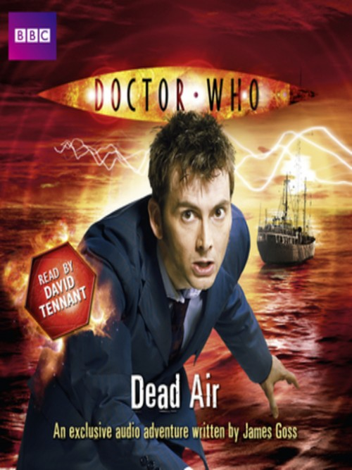 Doctor Who: Dead Air Cover