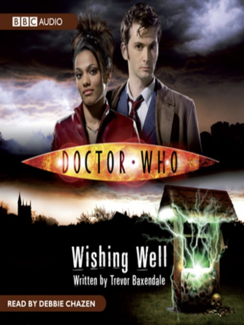 Doctor Who: Wishing Well Cover