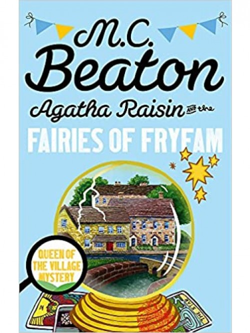 Agatha Raisin and the Fairies of Fryfam Cover