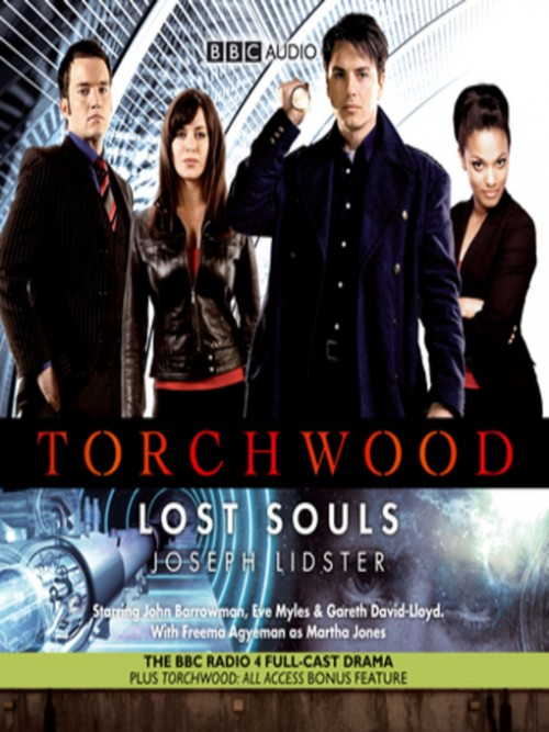 Torchwood: Lost Souls Cover