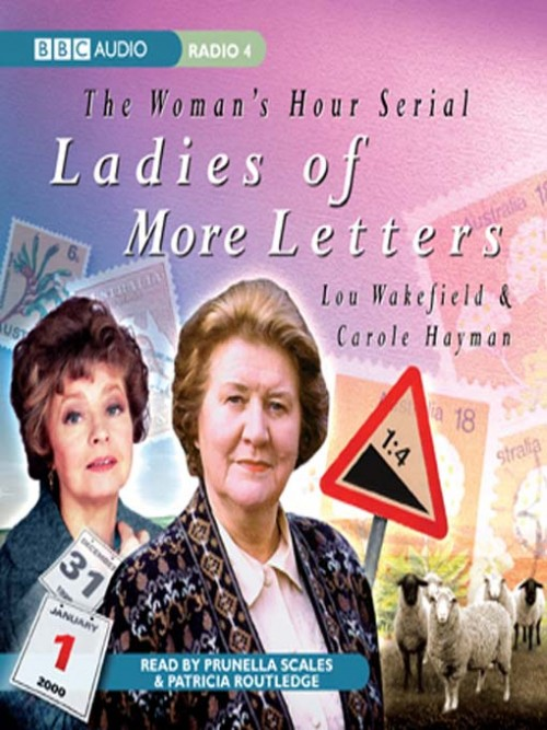 Ladies of More Letters Cover