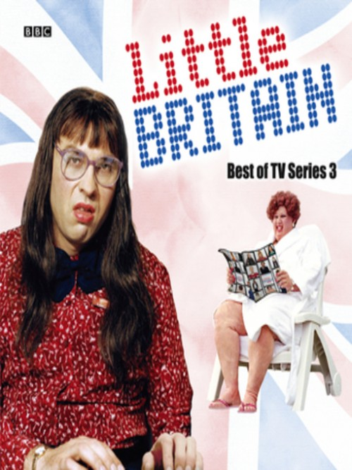 Little Britain; Best of Tv Series 3 Cover