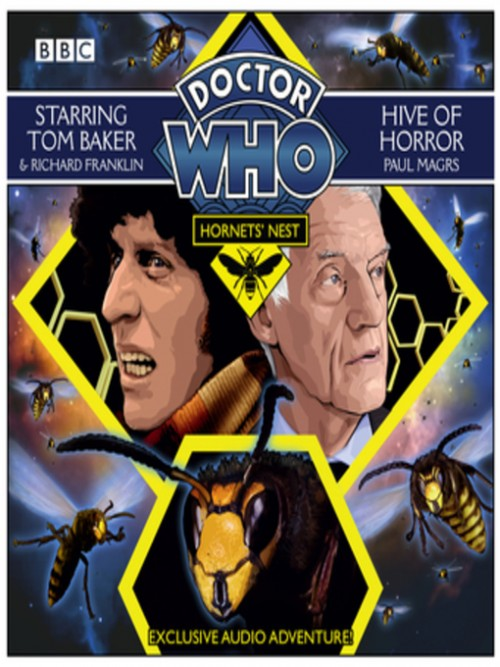 The Hive of Horro; Doctor Who: Hornets' Nest Series, Episode 5 Cover