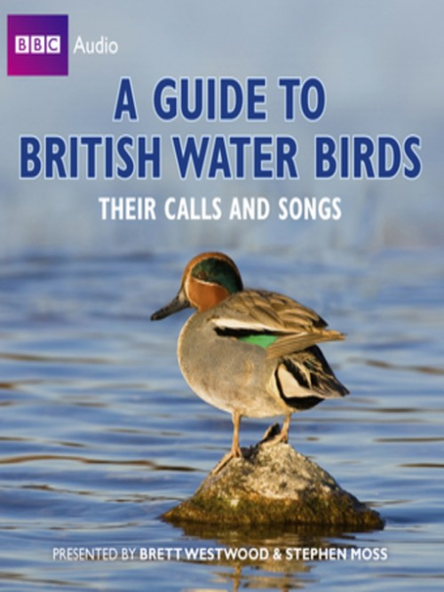 A Guide To British Water Birds: Their Calls and Songs Cover