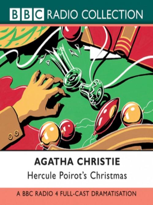 Hercule Poirot's Christmas Cover