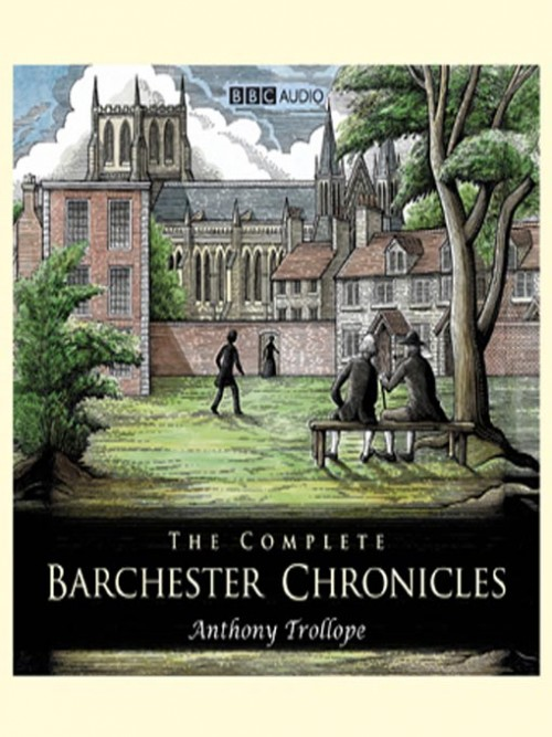 Chronicles of Barsetshire Series Book 6: The Last Chronicle of Barset Cover