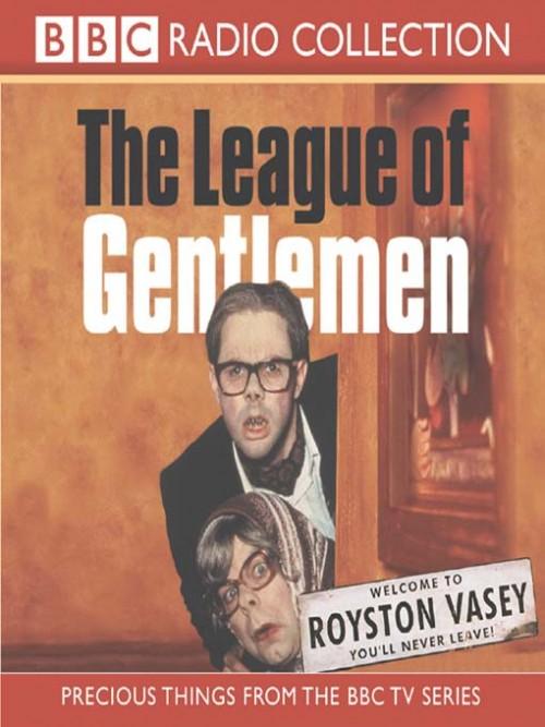 The League of Gentlemen, Series 2 Cover