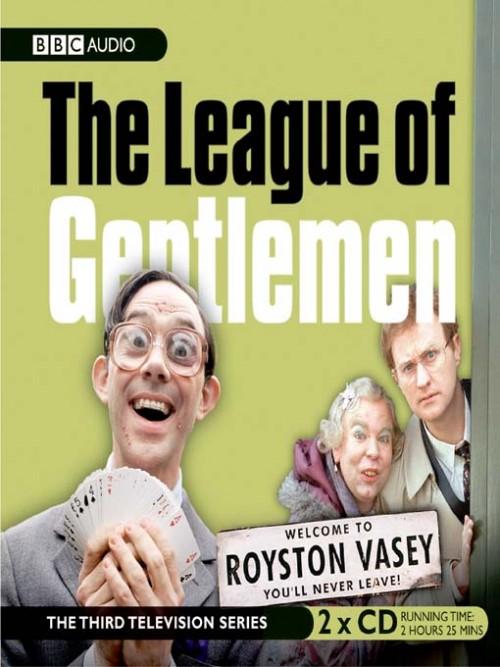The League of Gentlemen, Series 3 Cover