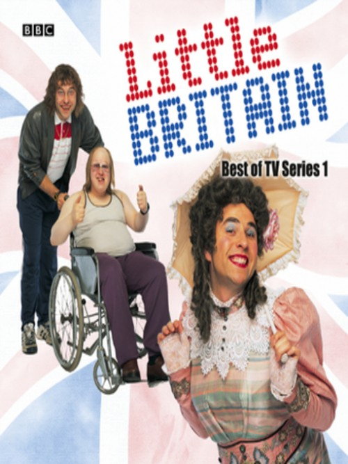 Little Britain: Best of Tv Series 1 Cover