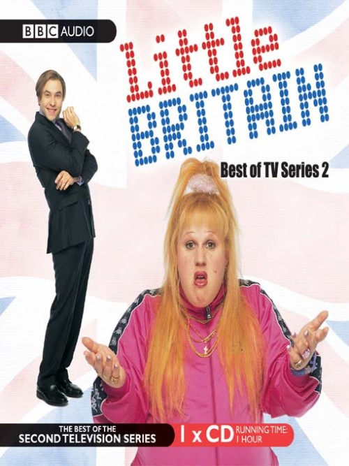 Little Britain: Best of Tv Series 2 Cover