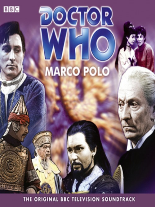 Doctor Who: Marco Polo Cover