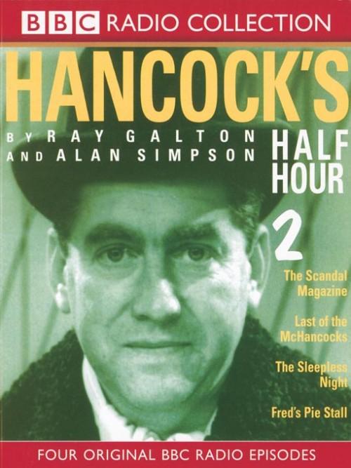 Hancock's Half Hour, Series 2 Cover