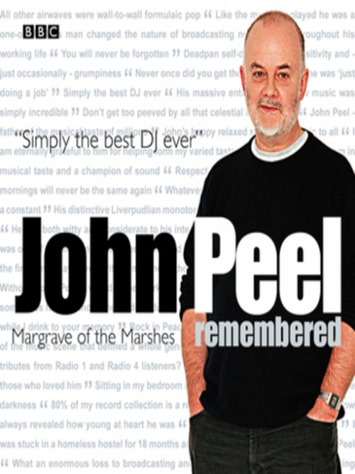 John Peel Remembered: Margrave of the Marshes Cover