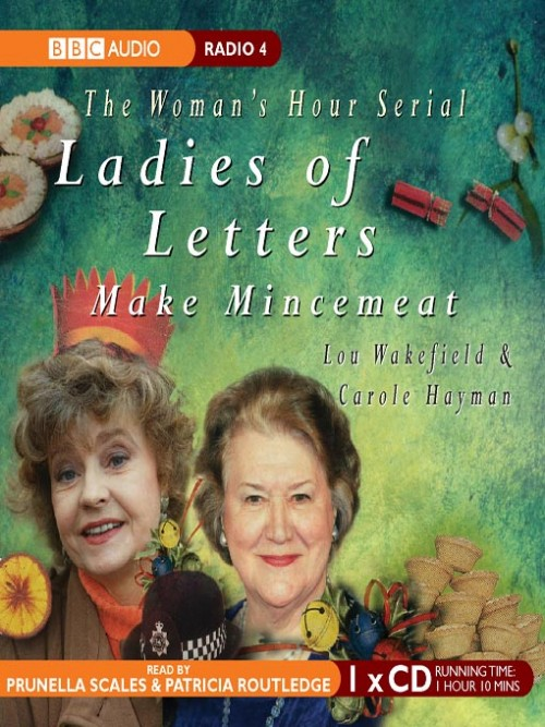 Ladies of Letters Make Mincemeat Cover