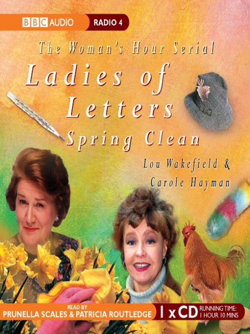 Ladies of Letters Spring Clean Cover