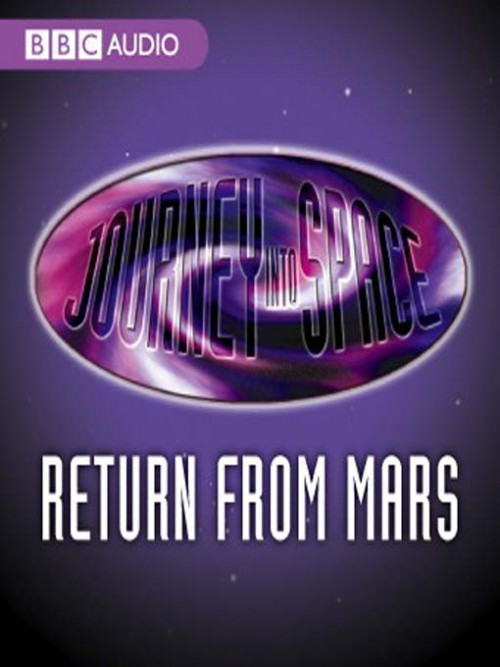 Journey Into Space: The Return From Mars Cover