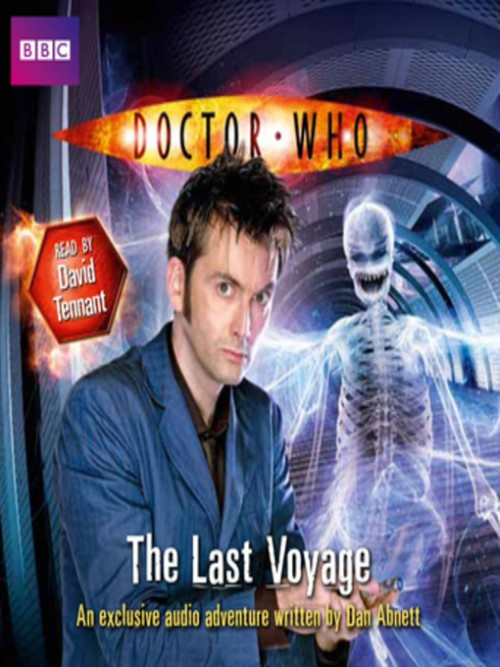 Doctor Who: The Last Voyage Cover