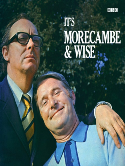 It's Morecambe and Wise: Vintage Beeb Cover
