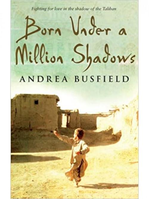 Born Under A Million Shadows Cover