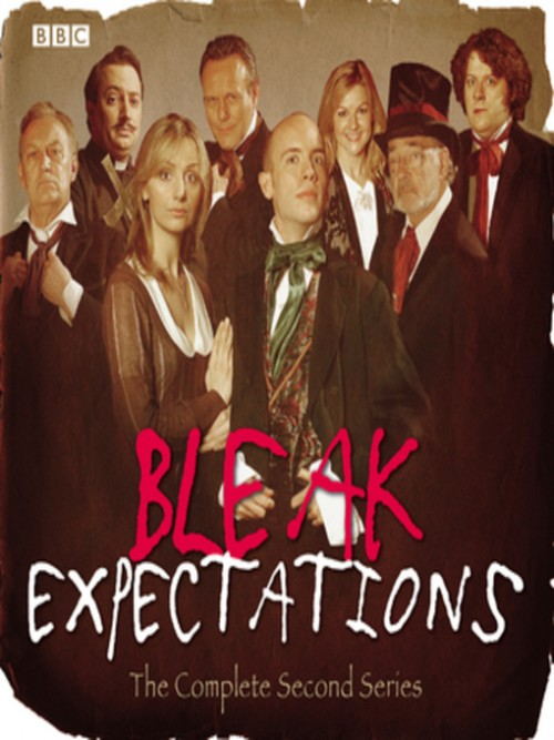Bleak Expectations; the Complete Second Series Cover