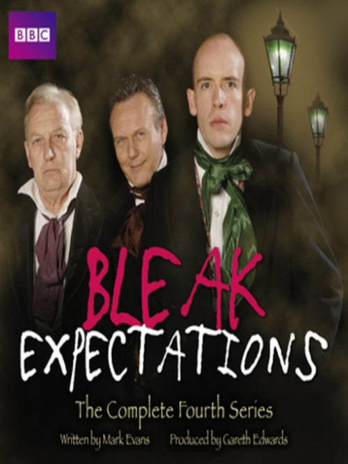 Bleak Expectations, Series 4; the Complete Series Cover