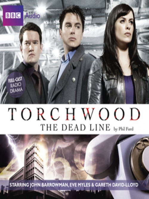 Torchwood: The Dead Line Cover