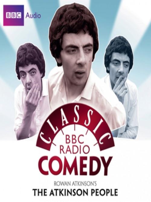 Rowan Atkinson's the Atkinson People Cover