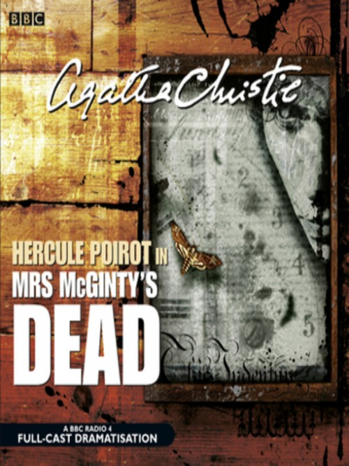 Mrs. Mcginty's Dead Cover