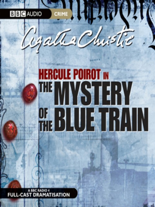 The Mystery of the Blue Train Cover
