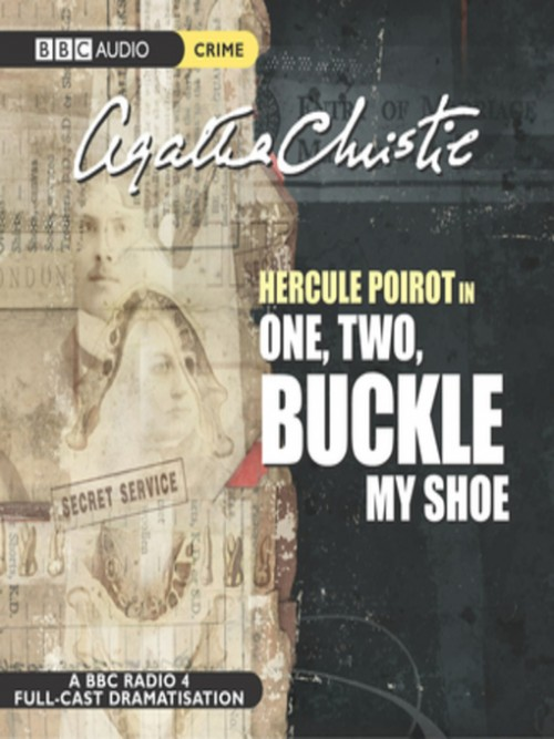 One, Two, Buckle My Shoe Cover