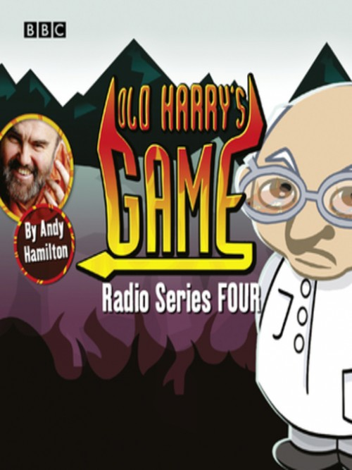 Old Harry's Game, Series 4 Cover