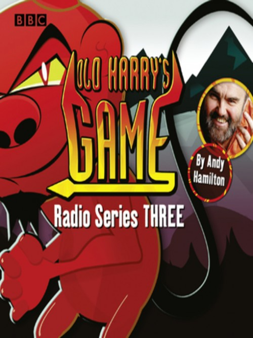 Old Harry's Game, Series 3 Cover