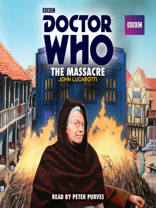 Doctor Who: The Massacre of St. Bartholomew's Eve Cover
