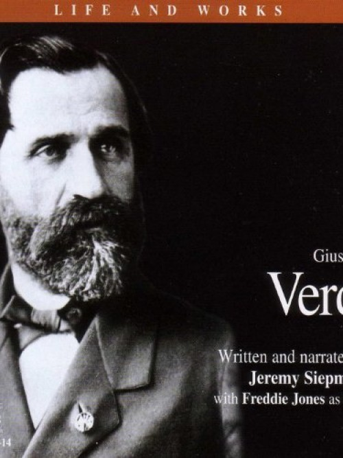 Life and Works: Giuseppe Verdi Cover
