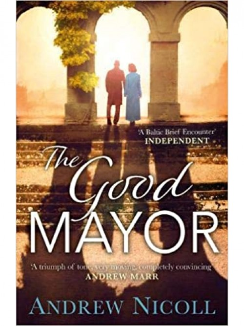 The Good Mayor Cover