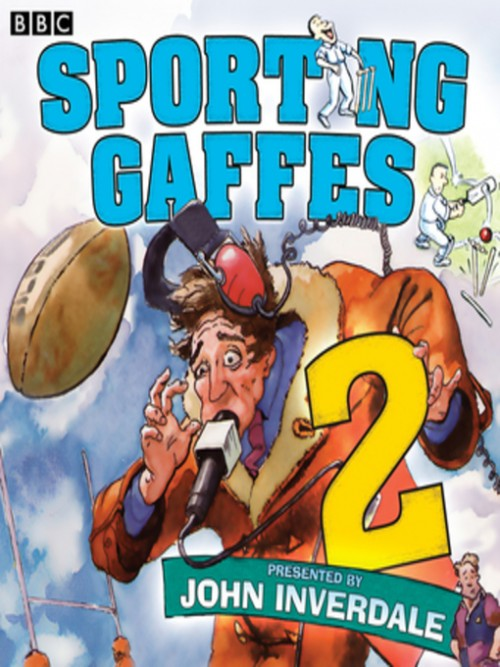 Sporting Gaffes, Volume 2 Cover