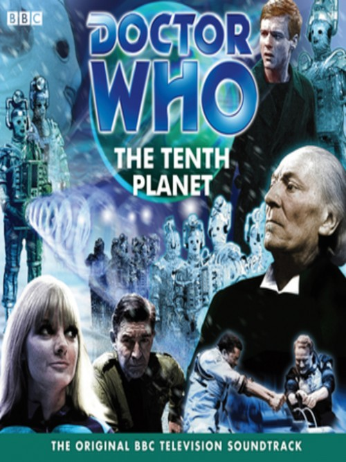 Doctor Who: The Tenth Planet Cover