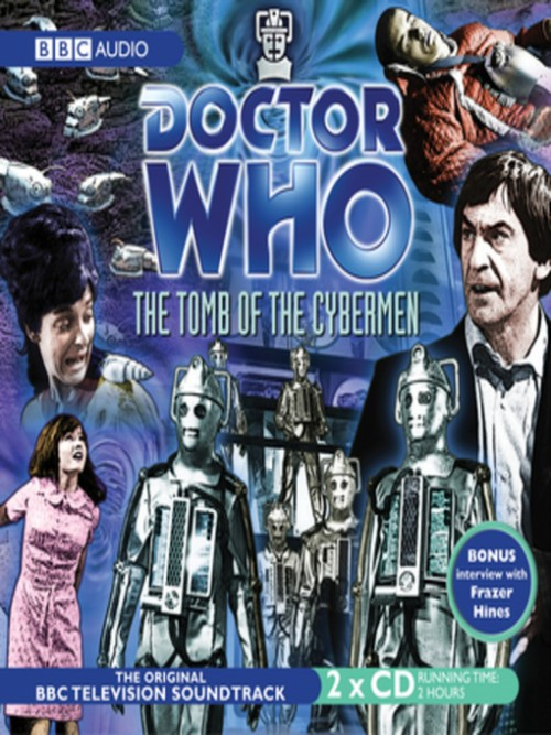 Doctor Who: The Tomb of the Cybermen Cover